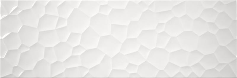 Керамическая плитка Benadresa Blancos Prisma Blanco Brillo настенная 33,3x100см цена 2017