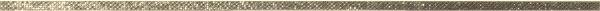 Бордюр Ceracasa Absolute Bath Cenefa UF 74 Oro 1,5x73см