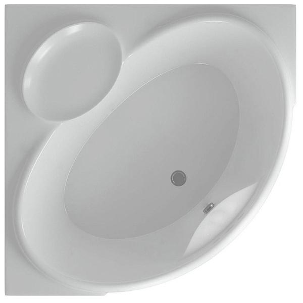 Фото - Акриловая ванна Акватек Эпсилон 150х150 с гидромассажем Koller акриловая ванна акватек феникс 190х90 с гидромассажем koller