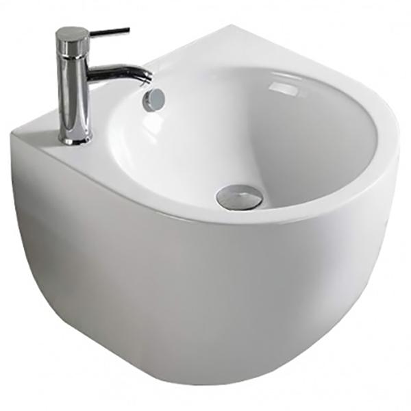 Раковина CeramaLux 49 500F Белая