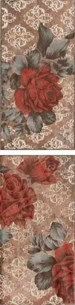 Керамический декор Serenissima Chicago Ins. Vintage Rose Old Chicago 10х20 см chicago groove