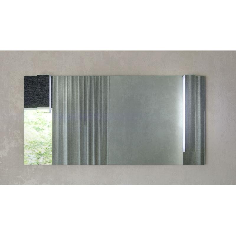 Зеркало Velvex Pulsus 140 Хром кпб b 140