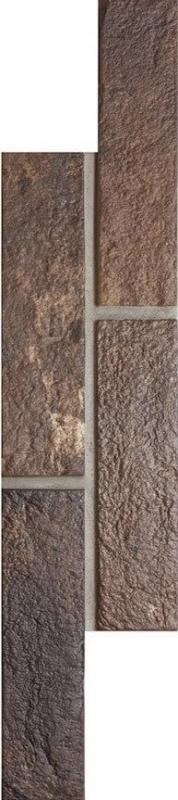 цена на Керамогранит Rondine Bristol Umber 6х25 см