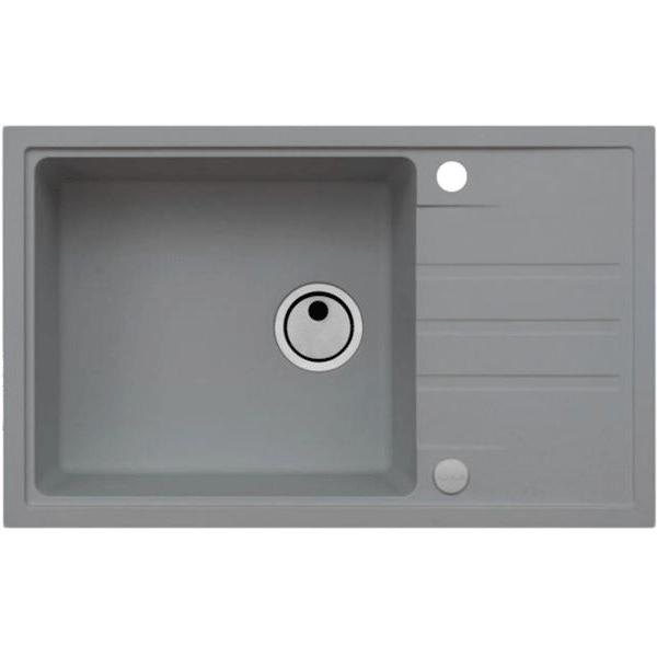 Кухонная мойка Alveus Intermezzo 78 1119692 Серая