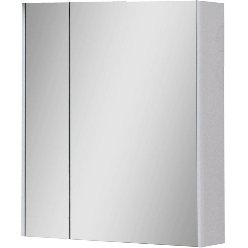 Зеркальный шкаф Cerutti SPA Пьемонт 60 zhpe Белый фото