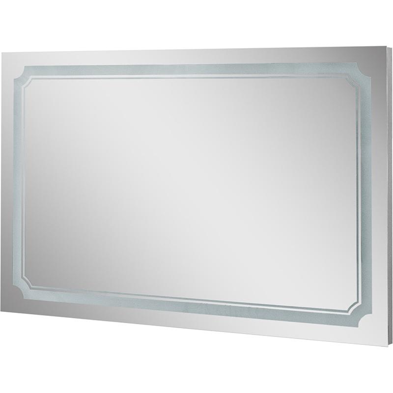 Зеркало Cerutti SPA Романья 100 zro с подсветкой Хром