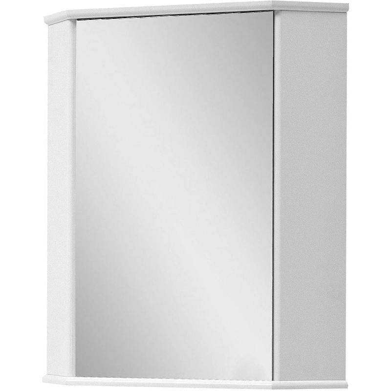 Зеркальный шкаф Cerutti SPA Венеция 40 zhve угловой Белый