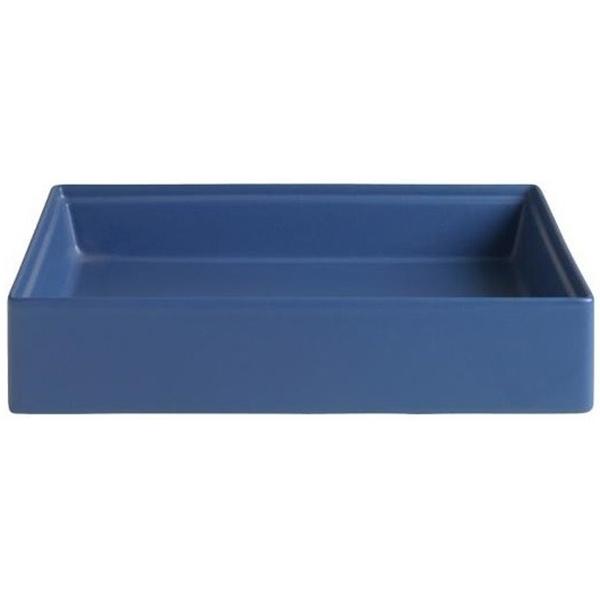 Раковина Artceram Scalino 55 SCL002 16 00 Blu zaffiro раковина artceram scalino 55 scl002 05 00 bianco matt