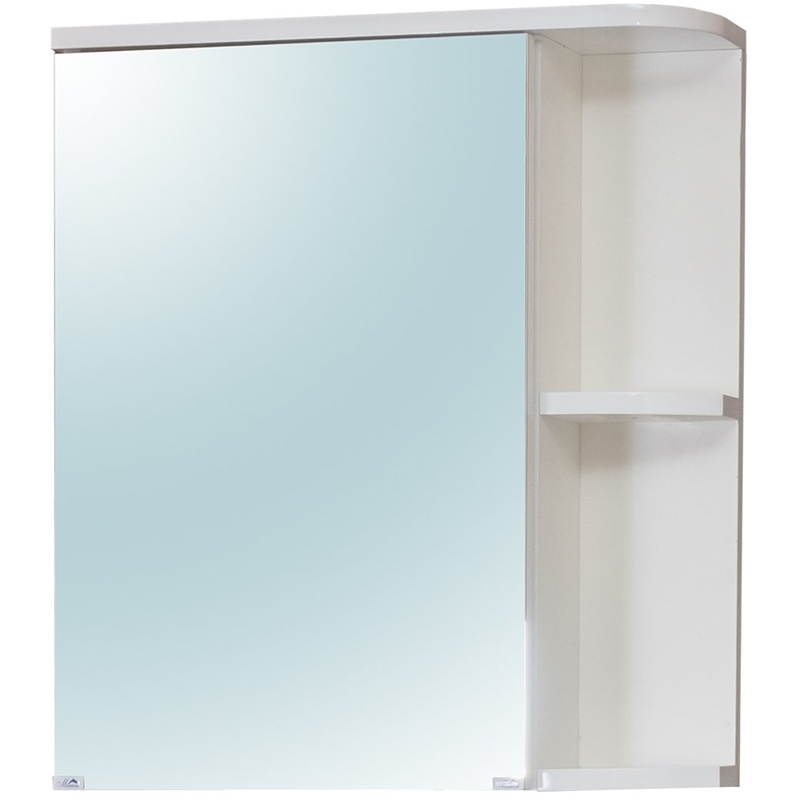 Зеркальный шкаф Cerutti SPA Верона 60 6557 Белый