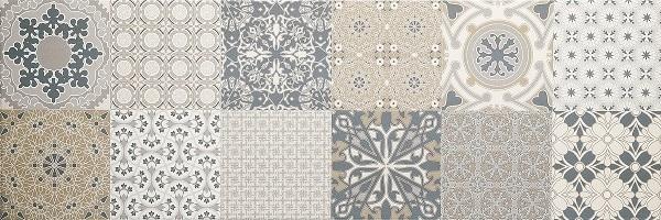 Керамический декор Colorker District Tradition Decor 25x75см