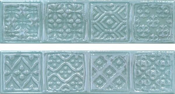 Керамический декор Cifre Opal Comp. Rodia Sky 15x30см
