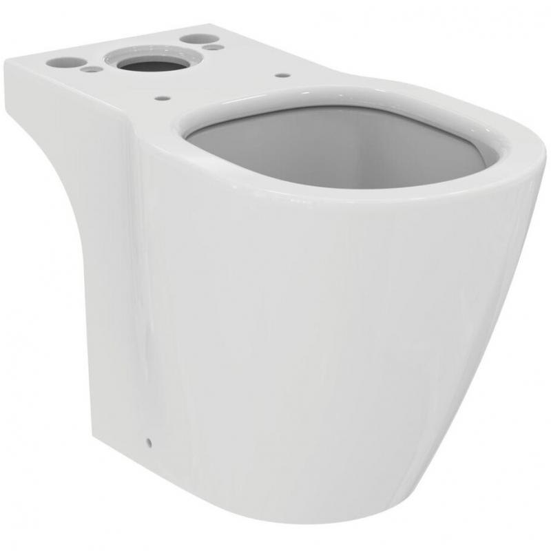Унитаз компакт Ideal Standard Connect E042901 без бачка и сиденья стоимость