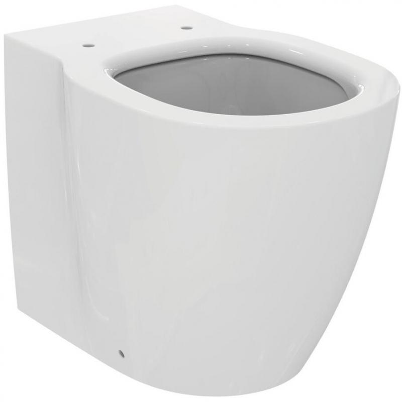 Унитаз Ideal Standard Connect E052401 приставной без сиденья