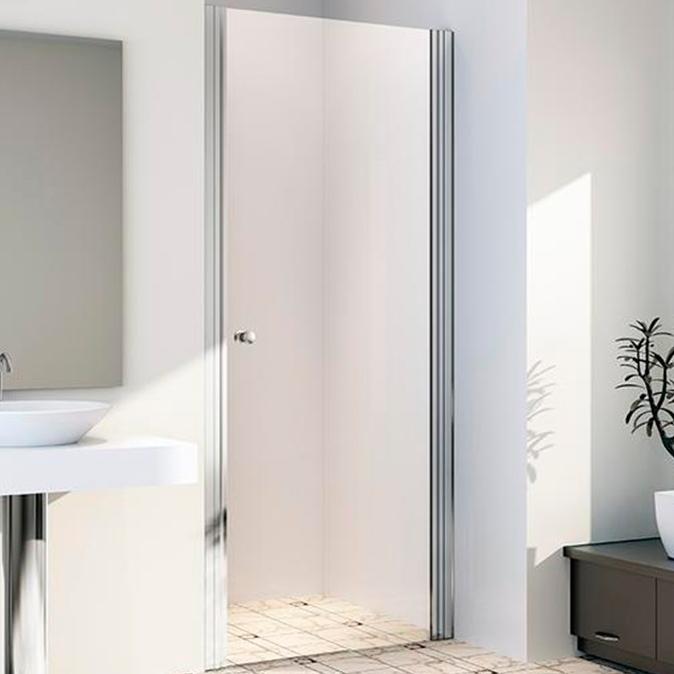 Душевая дверь в нишу Radomir 80 1-10-2-0-0-1260 профиль Хром стекло Прозрачное душевая дверь в нишу radomir 150 1 63 2 0 0 1110 профиль хром стекло прозрачное