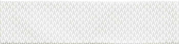 Керамическая плитка Cifre Opal Decor White настенная 7,5х30см