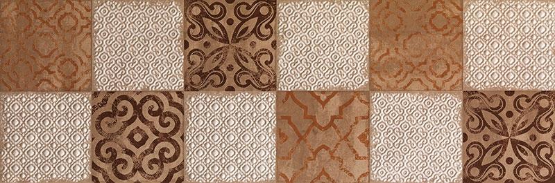 Керамический декор Fap Ceramiche Creta Inserto Maiolica Beige 30,5х91,5см мозаичный декор fap meltin sabbia mosaico 30 5x30 5