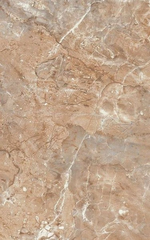 Керамическая плитка Нефрит Керамика Гермес темно-коричневый настенная 25х40 см