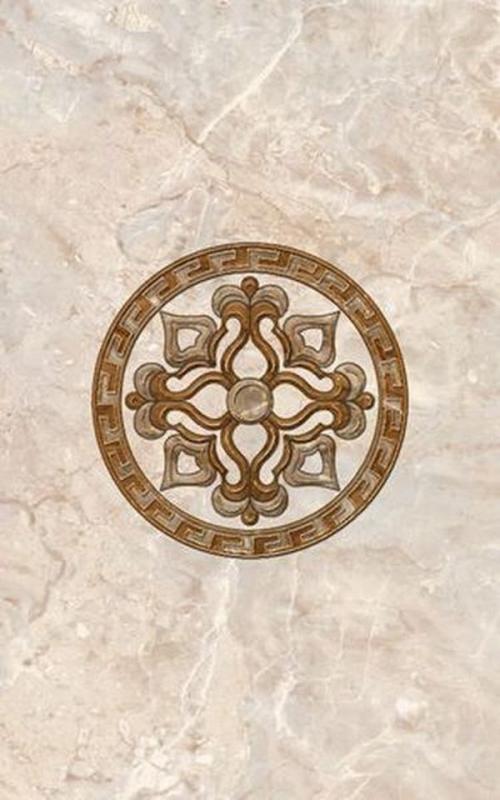 Керамический декор Нефрит Керамика Гермес 25х40 см