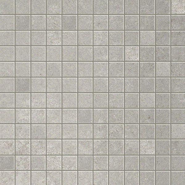 Мозаика Fap Ceramiche Evoque Grey Gres Mosaico 29,5х29,5см матрас laneve villaggio eco medium 19 90x190