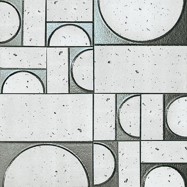 Мозаика Fap Ceramiche Evoque Sigillo Argento Inserto Mosaico 30,5x30,5см