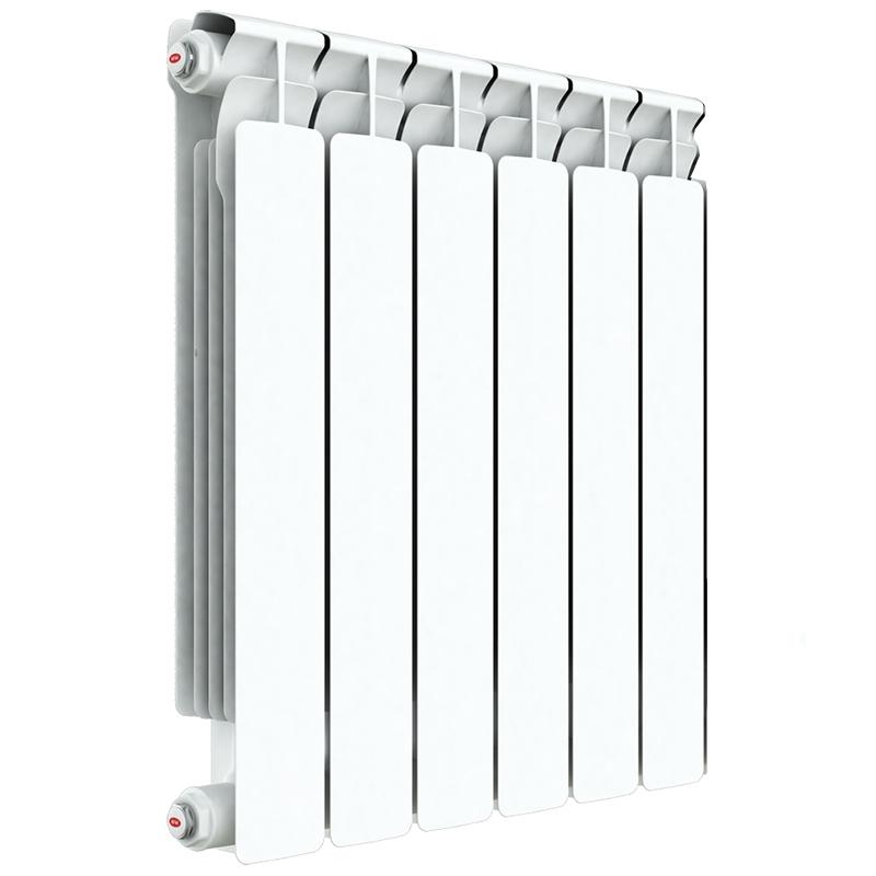 цена на Биметаллический радиатор Rifar Alp 500 6 секций с боковым подключением