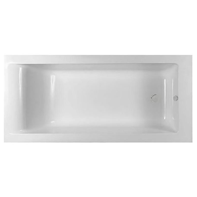 Ванна из литьевого мрамора Marmo Bagno Ницца 170x70 MB-N170-70 с ножками без гидромассажа цена 2017