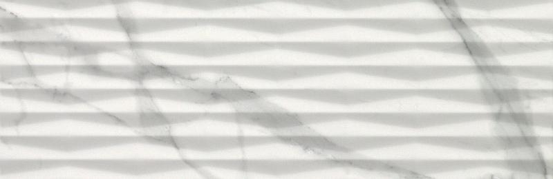 цены Керамический декор Fap Ceramiche Roma Fold Glitter Statuario 25x75см
