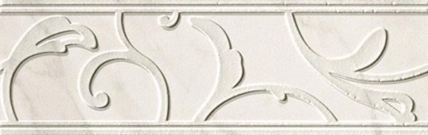 Бордюр Fap Ceramiche Roma Calacatta Classic List. 8х25см стоимость