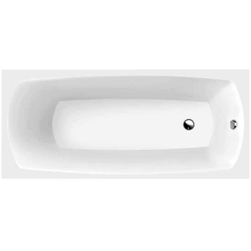 Ванна из литьевого мрамора Marmo Bagno Элза 180x75 MB-Э180-75 с ножками без гидромассажа цена 2017