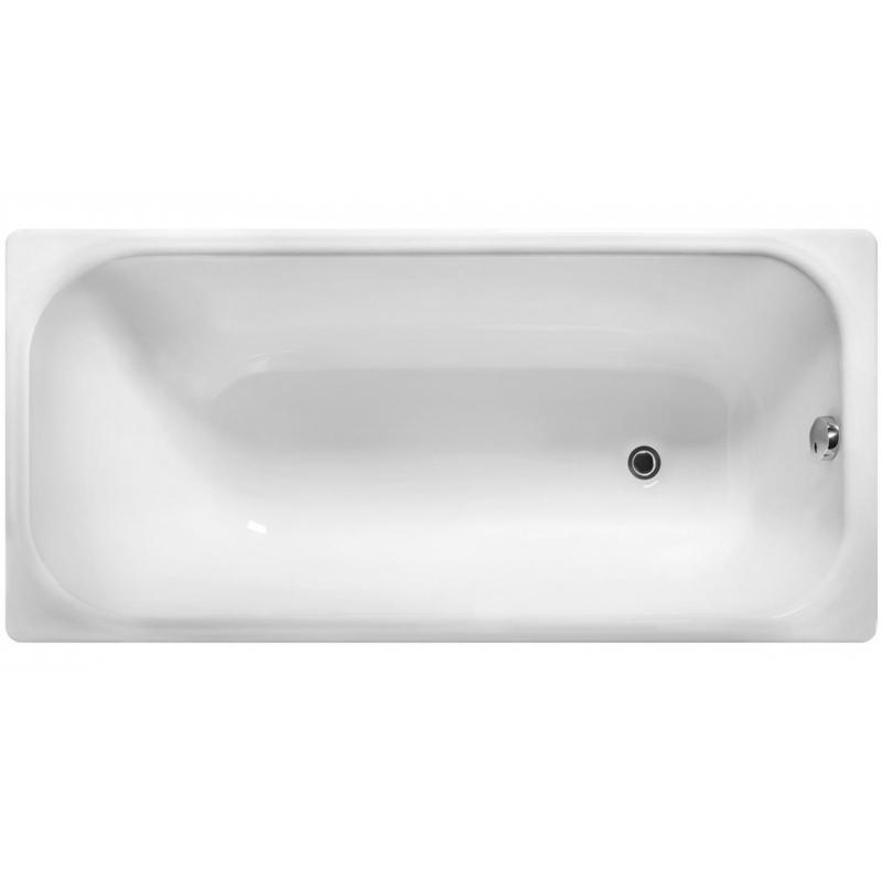 Чугунная ванна Wotte Start 160x75 БП-э000001106 без антискользящего покрытия