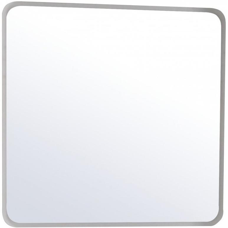 Зеркало ASB-Woodline Санди 80 10866 с подсветкой с сенсорным выключателем зеркало edelform fancy led 80 с подсветкой с сенсорным выключателем