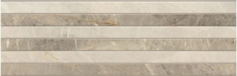 Керамическая плитка Porcelanite Dos 9520 Rect. Gris Relieve настенная 30х90 см sendai gris плитка настенная 30х90