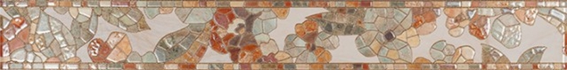 Керамический бордюр Pamesa Ceramica Fura-Fusion Listello Taranto 7,5х60 см