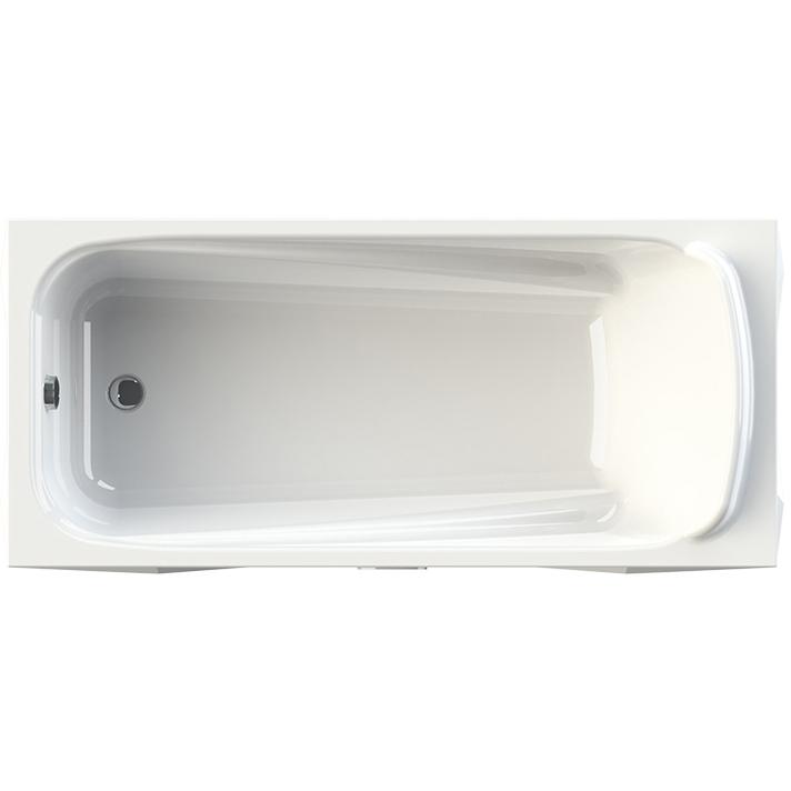 Акриловая ванна Radomir Vannesa Роза 170х77 2-01-0-0-1-208 Белая без гидромассажа