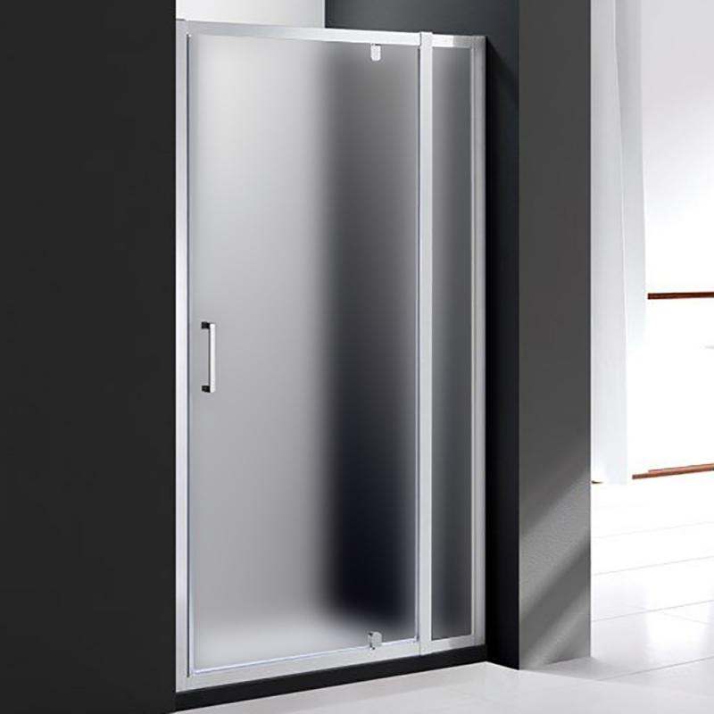Душевая дверь Cezares Molveno BA-11 100 MOLVENO-BA-11-70+30-P-Cr профиль Хром стекло рифленое дверное полотно cezares elena w 70 p cr l левая профиль хром стекло рифленое punto