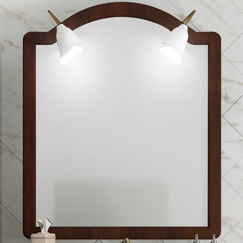 Зеркало Opadiris Виктория 90 Z0000001175 Светлый орех зеркало opadiris лоренцо 80 светлый орех