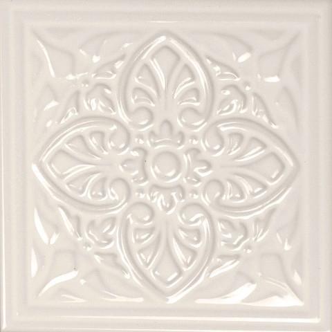 Керамический декор Monopole Ceramica Armonia A Marfil 15x15см керамическая плитка monopole ceramica armonia b blanco 15x15 декор