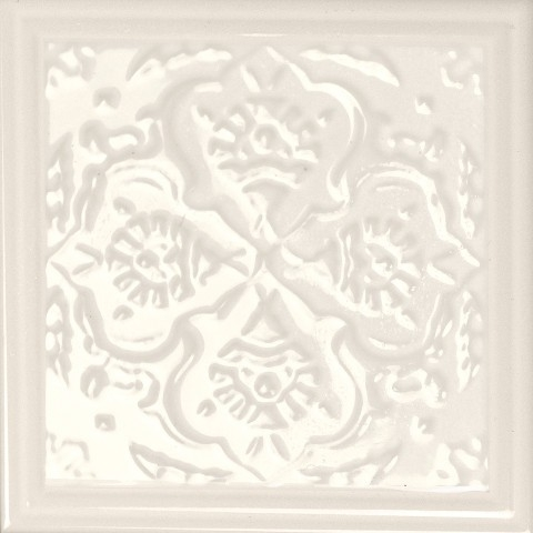 Керамический декор Monopole Ceramica Armonia C Marfil 15x15см керамическая плитка monopole ceramica armonia b blanco 15x15 декор