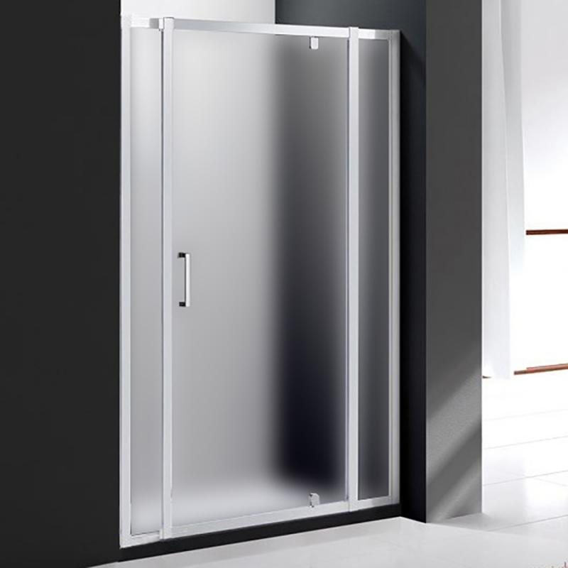 Душевая дверь Cezares Molveno BA-12 110 MOLVENO-BA-12-70+40-P-Cr профиль Хром стекло рифленое дверное полотно cezares elena w 70 p cr l левая профиль хром стекло рифленое punto