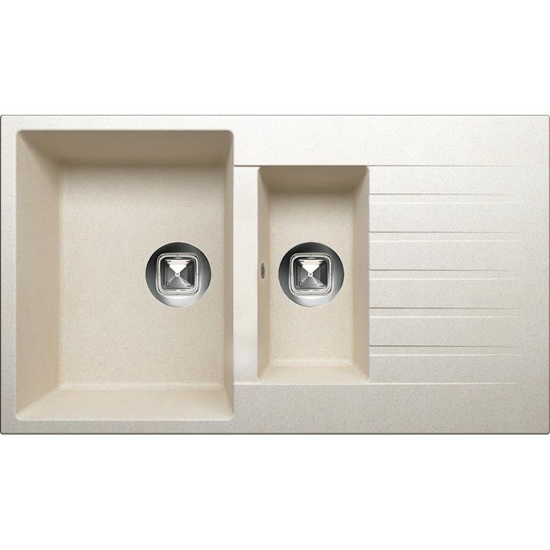 Кухонная мойка Tolero R-118 №102 86 Сафари ламинат clix floor clix floor excellent cxt 102 дуб ливерпуль 1380x190x12 мм
