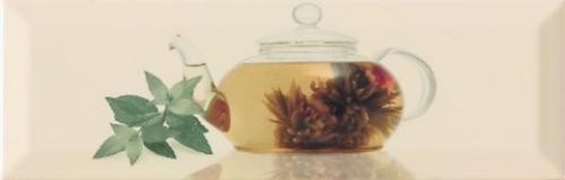 Керамический декор Monopole Ceramica Gourmet/Romantic Tea 10х30 см керамический декор monopole ceramica gourmet romantic dolce vita miele 10х30 см