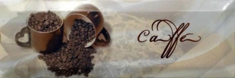 Керамический декор Monopole Ceramica Gourmet/Romantic Dolce Vita Cafe 10х30 см керамический декор monopole ceramica gourmet romantic dolce vita miele 10х30 см