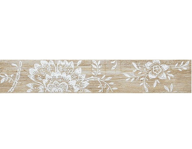 цена на Керамический бордюр Naxos Ceramica Euphoria Listello Stencil Mix 8x45 см