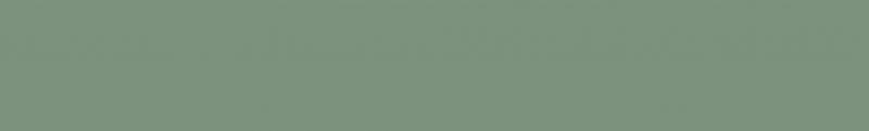 Керамический бордюр Top Cer Loose Strip Color 28 - Light Green 2,1x13,7 см