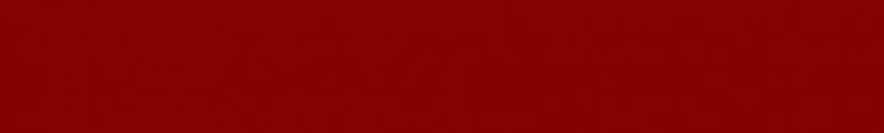 Керамический бордюр Top Cer Loose Strip Color 20 - Brick-Red 2,1x13,7 см