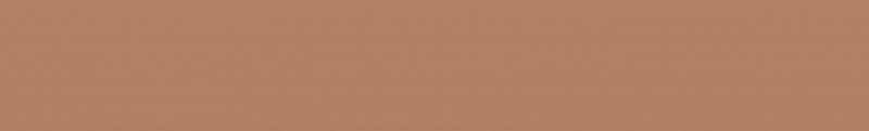 Керамический бордюр Top Cer Loose Strip Color 04 - Caramel 2,1x13,7 см