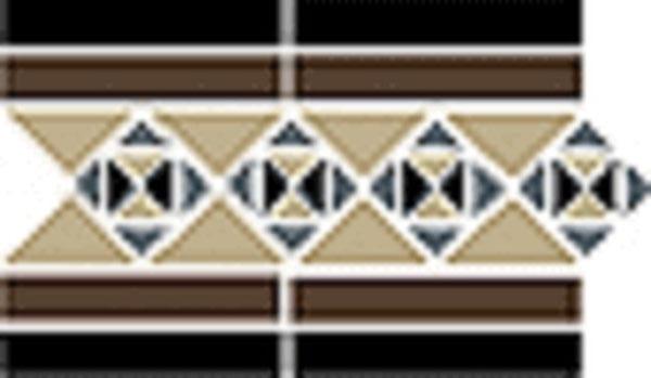 Керамический бордюр Top Cer Paris Border Stand 17,3x28 см