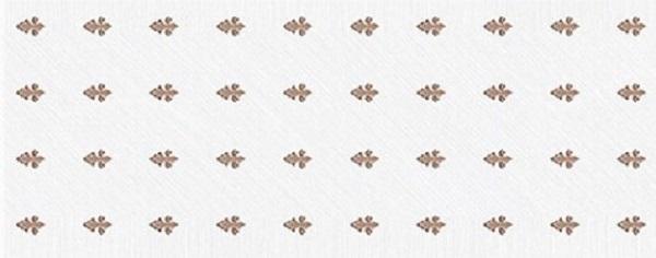 Керамический декор Azori Chateau Mocca Lis 20.1x50.5см