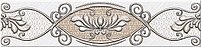 Бордюр Azori Chateau Mocca Classic 4,7х20,1см бордюр azori arte