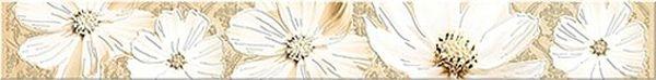 Борддюр Azori Sfumato Beige Floret 6,2х50,5см стоимость